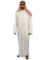 Kostume arabisk inspireret sheik herre
