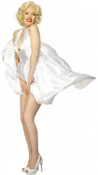 Marilyn Monroe™-dragt kvinde
