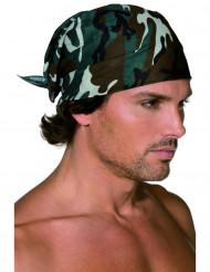 Militær Camouflage Bandana Voksen