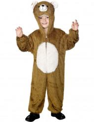 Bjørnekostume barn