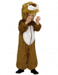 Udklædning løve barn