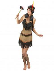 Indianerdragt Damer