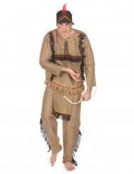 Indianerkostume mand