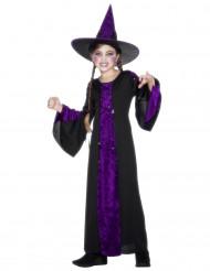 Udklædningsdragt Heks Halloween Barn