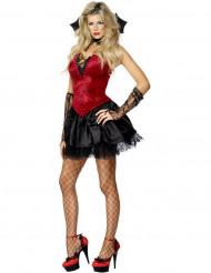 Kostume vampyr til kvinder Halloween sexet