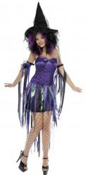 Kostume heks til Halloween