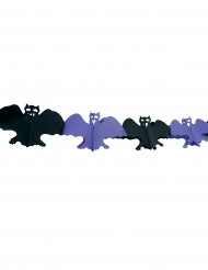 Guirlande flagermus Halloween