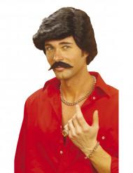 Paryk og Moustache Casanova Mand