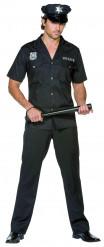Kostume politibetjent til mænd