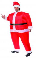 Kostume oppustelig julemand