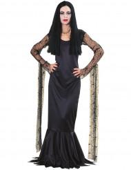 Familien Adams™ Morticia™ kostume kvinde