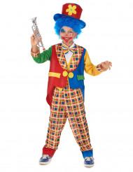 Heftig klovn - udklædning til børn