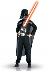 Kostume Darth Vader Star Wars™ drenge