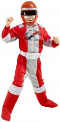 Kostume Power Rangers™ Rød til drenge