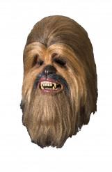 Luksusmaske Chewbacca Star Wars™ voksen