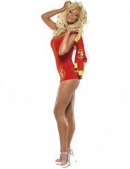 Kostume Pamela fra Baywatch™ kvinde