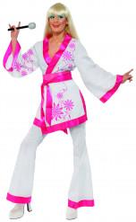 Kostume disco kimono til kvinder