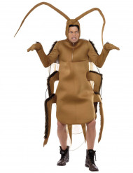 Kakerlakkostume voksen