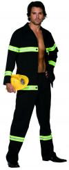 Kostume sexet brandmand mand
