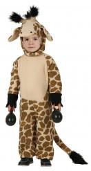 Udklædningsdragt giraf Barn