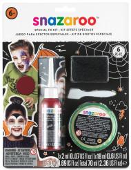 Specialeffektsæt sårskader Snazaroo™ Halloween