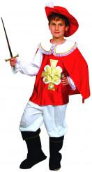 Musketer-kostume drenge