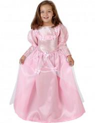 Prinsessedragt piger