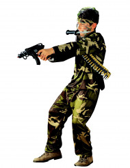 Militærkostume dreng