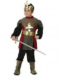 Middelalder-ridder kostume drenge