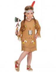 Indianerkjole pige