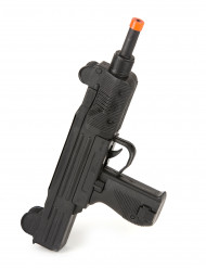 Pistol maskingevær UZI militær af plastik