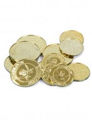 Piratskat mønter