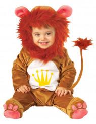 Løveudklædning til babyer