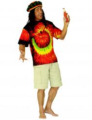 Kostume rasta hippie til voksne