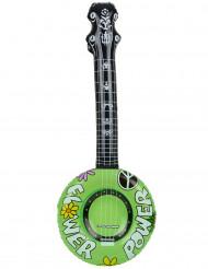 Oppustelig banjo hippie