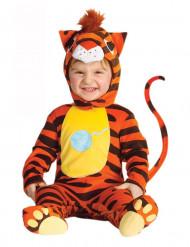 Tigerdragt til baby