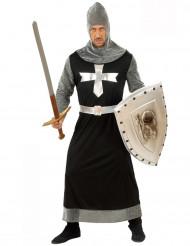 Kostume middelalderridder voksen