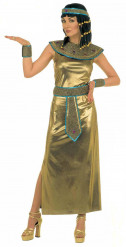 Egyptisk dronning-kostume