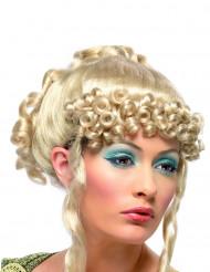 Paryk blond græsk gudinde voksen
