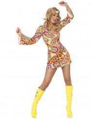 Udklædning hippie kvinde