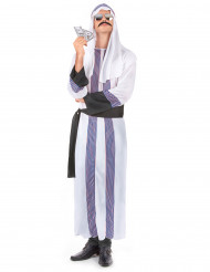 Kostume arabisk sheik til mænd
