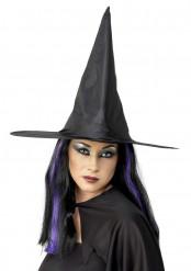 Heksehat sort vokse Halloween