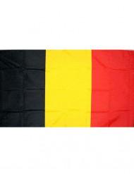 Flag supporter Belgien 90 x 150 cm