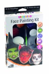 Ansigtsmaling sæt Snazaroo™ Halloween