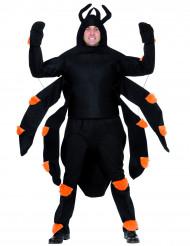 Edderkop-kostume voksen Halloween