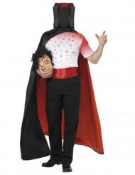 Kostume hovedløs vampyr til voksne Halloween