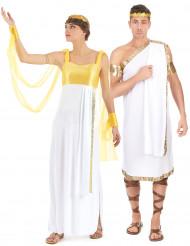 Parkostume Græsk-Romersk gud og gudinde til voksne