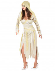Mumie-kostume voksen Halloween