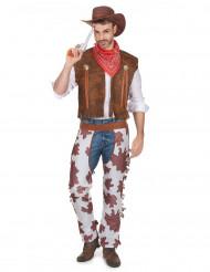 Cowboydragt Mænd