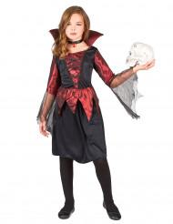 Elegant vampyr - udklædning til børn Halloween